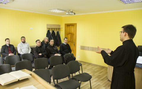 Єпархіальний інститут свв. Йоакима і Анни розпочав вишколи для викладачів Центрів передподужнього приготування