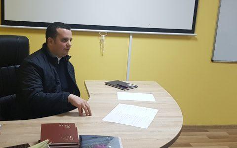 Відбулось засідання ректорату Інституту та керівників відділень ЦПП
