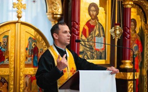 У Львівській духовній семінарії відбувся День духовної віднови, який провів о. Орест Демко.