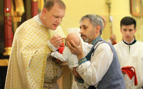 Інструкція щодо Причастя немовлят і дітей в УГКЦ