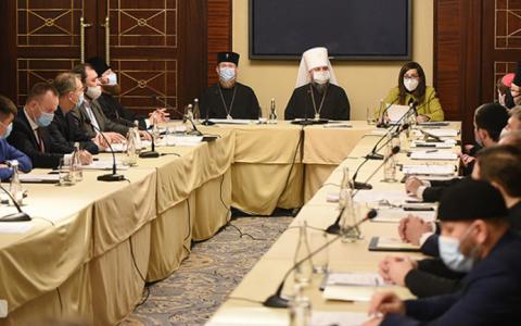 Всеукраїнська Рада Церков розвиватиме співпрацю у сфері протидії домашньому насильству