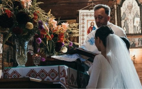 """""""Життя """"на віру"""" — це руйнування інституції шлюбу"""" – єрм. Юстин Бойко"""