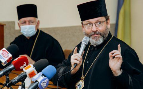 Глава УГКЦ в Івано-Франківську: «Я сьогодні побачив дитину, яку декілька днів тому викинули на сміття»