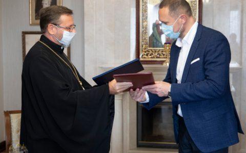 Рада Церков і Міносвіти підписали угоду про співпрацю, яка має на меті осягнути ціннісне виховання дітей і молоді